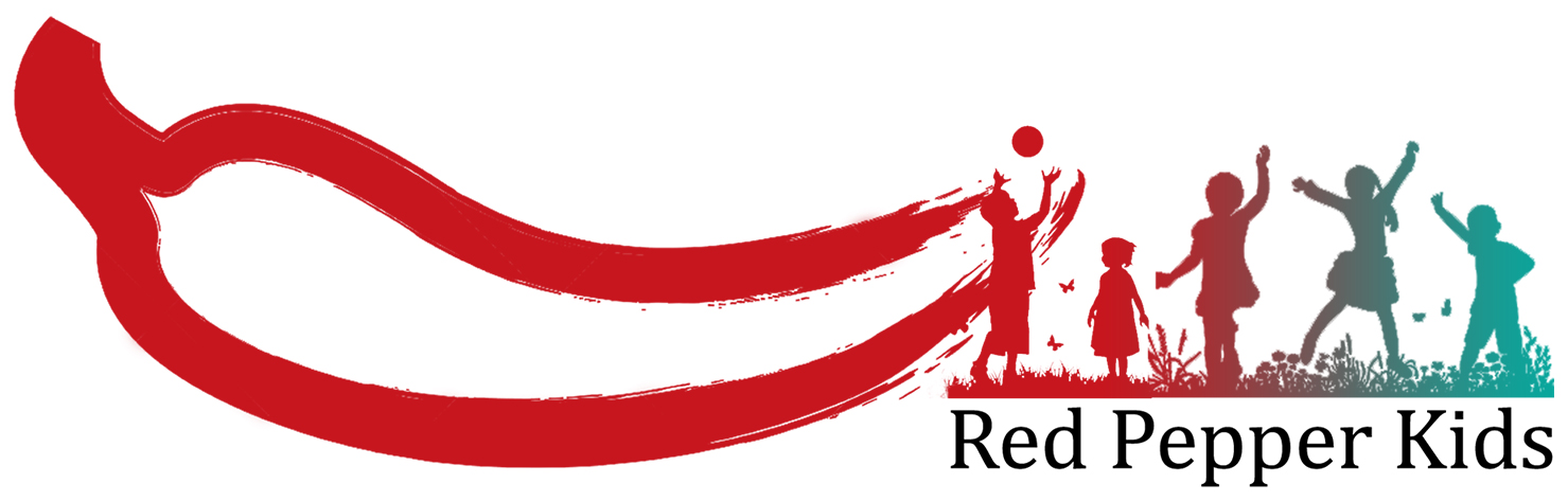 Red Pepper Kids Logo
